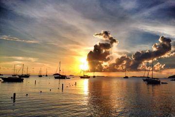 St Thomas Sunset Cruise to St John