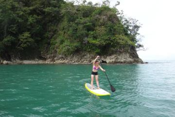 Stand-Up Paddleboarding in Manuel Antonio