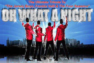 Starlite Theater Tribute Performance to Frankie Valli and The Four Seasons