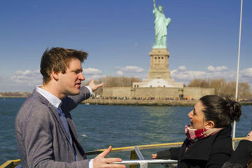 Statue of Liberty and Ellis Island Tour Including Pedestal Access, Lower Manhattan Sightseeing and One World Observatory