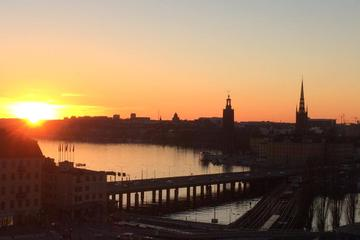 Stockholm Summer Sunset Bike Tour