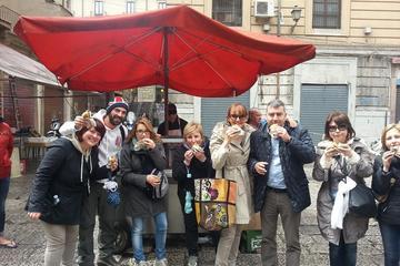 Street Food Walking Tour in Palermo