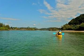 Sunrise Brunswick River Nature Kayak Tour from Byron Bay