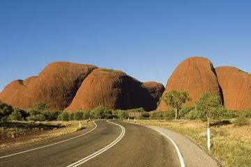 Sunrise Kata Tjuta Small Group Tour