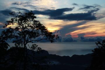 Sunrise Walking Tour including Breakfast in Langkawi