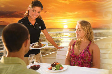 Sunset Dinner Cruise: Four Course Dining Experience