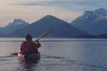 Sunset Kayaking with Dinner at Kinloch Lodge
