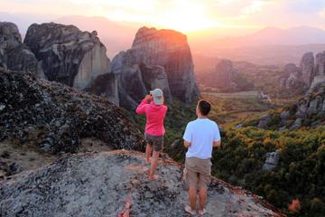 Sunset Meteora Tour from Kalambaka Including Badovas Hermitages