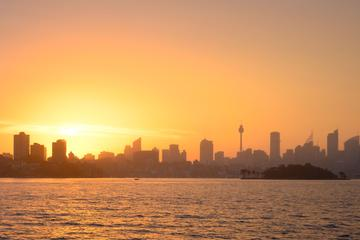 Sunset Sail on Sydney Harbour