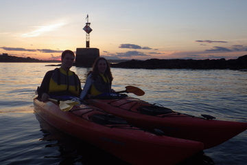 Sunset Sea Kayak Tour