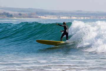 Surfing Lesson in Santa Barbara