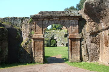 Sutri the Etruscan City - All Day Trip from Rome including Lunch