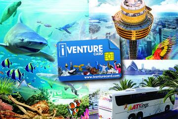 Sydney Attraction Pass Including Taronga Zoo, Sydney Opera House, SEA LIFE Sydney Aquarium