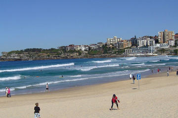 Sydney: Bondi Beach and Kings Cross Tour plus Sydney Harbour Lunch Cruise