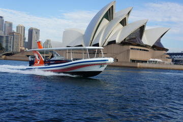 Sydney Harbour High-Speed Sightseeing Boat Adventure