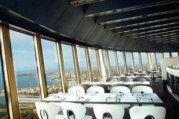 Sydney Tower Restaurant Buffet