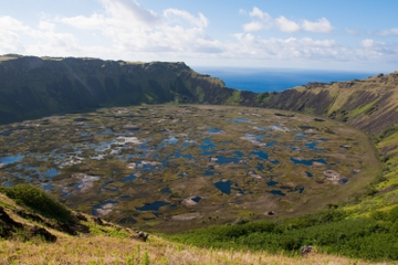 Tahai, Orongo and Rano Kau Half-Day Tour