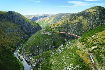 Taieri Gorge Railway from Dunedin