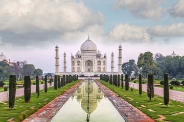 Taj Mahal Agra Private City Tour