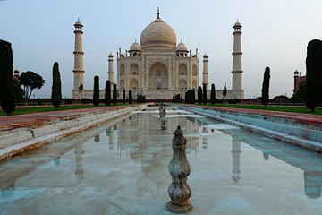 Taj Mahal and Agra Private Day Trip from Delhi by Train