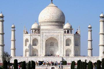 Taj Mahal Same Day Private Tour