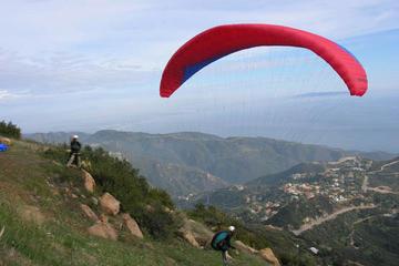 Tandem Paragliding in Malibu