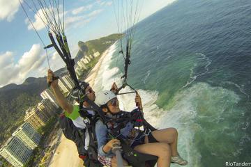 Tandem Paragliding in Rio de Janeiro