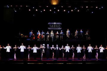 Tango Porteño Dinner Show and Tango Lessons in Buenos Aires