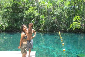 Tankah Park Five Cenotes Adventure Tour