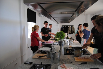 Tapas Cooking Class in Seville