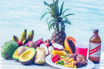 Taste of Jamaica Beach Cookout Tour from Ocho Rios