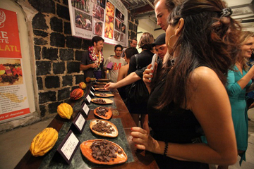 Tastes of Oahu Tour: Coffee, Chocolate and Tropical Fruit
