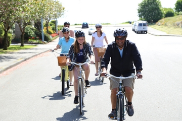 Tastes of Victoria Bike Tours
