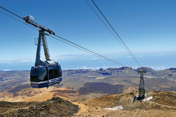 Teide National Park Tour Including Skip-the-Line Cable Car Ticket