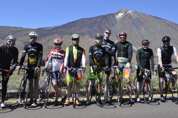 Teide North Cycling Tour