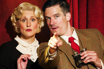 The 39 Steps Theater Show in London