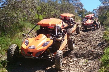 The Algarve Buggy Experience