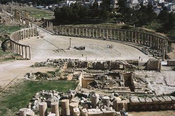 The North Tour of Jordan Jerash Ajloun Castle and Um Qais