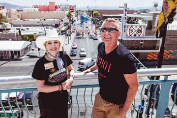 The Pop Culture Walking Tour of Fremont Street