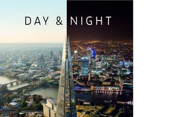 The View from The Shard Day and Night Ticket