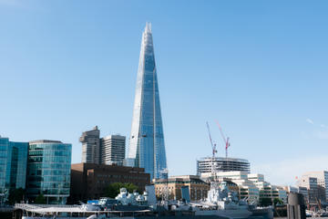 The View from the Shard with Thames River Cruise