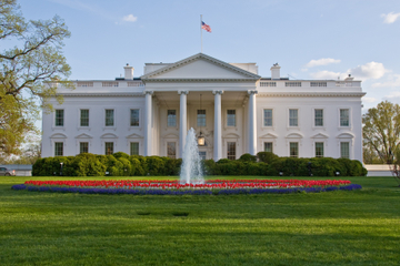 The White House and National Mall Guided Tour in Washington DC