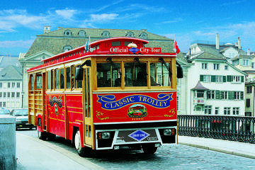 The Zurich Trolley Experience