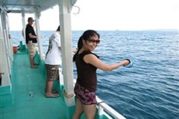 Thom and Dam Ngang Islands Snorkeling Day Tour from Duong Dong