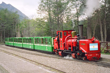 Tierra del Fuego National Park by End of the World Train