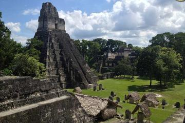 Tikal Day Trip with Travel by Air
