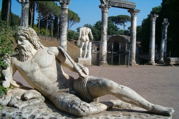 Tivoli - Hadrian's Villa and Villa D'Este Half Day Tour