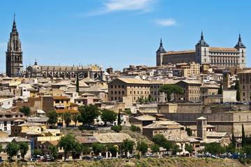 Toledo Sightseeing Tour with Tourist Train