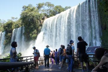 Tour to Iguassu Falls Argentinean Side