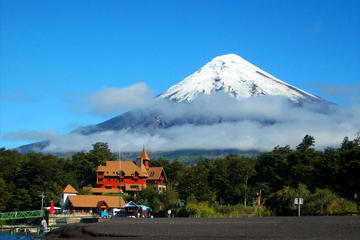 Tour to Osorno Volcano from Puerto Varas
